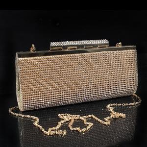 Handbags Direct Selling Hot Sale Minaudiere Evening Bags Unisex Handbag 2015 Shining Glass Drilling Banquet, The Bride Bag, Bag