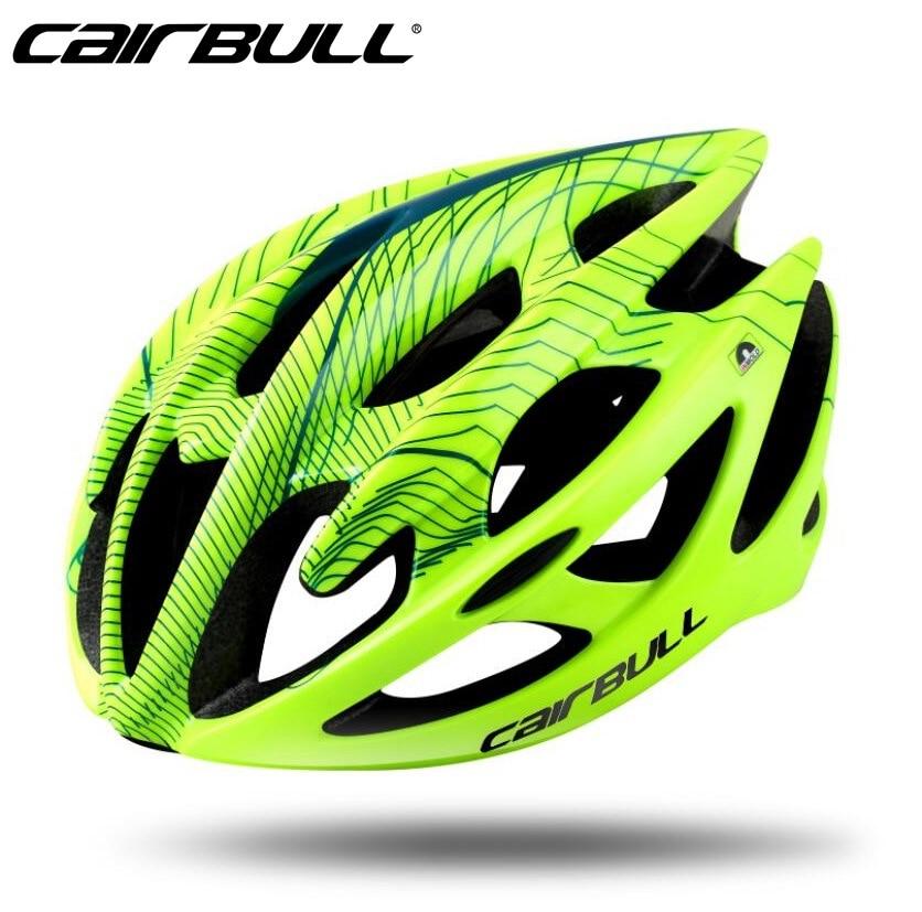 CAIRBULL-Casco de seguridad para ciclismo, protección para la cabeza para bicicleta, ultraligero,...