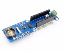 Nano V3.0 3.0 Data Opnemen Logging Shield Module Nano Recorder 3.3 V Met Sd-kaart Interface Module RTC Real Time klok