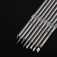 T12 pointes de fer à souder électrique T12-K B2 BC2 ILS JL02 D24 KF pour fx951 Kits de poste à souder bricolage