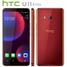 HEIßER Verkauf Marke NEUE HTC U11 Augen 4G LTE Handy 6,0 Zoll 4GB RAM 64GB ROM snapdragon 652 Octa Core IP67 Android Smart Telefon