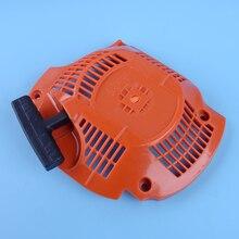 LETAOSK outil de démarrage à tirer Orange pour Husqvarna 450 445 moteur de tronçonneuse 544071604 544071602