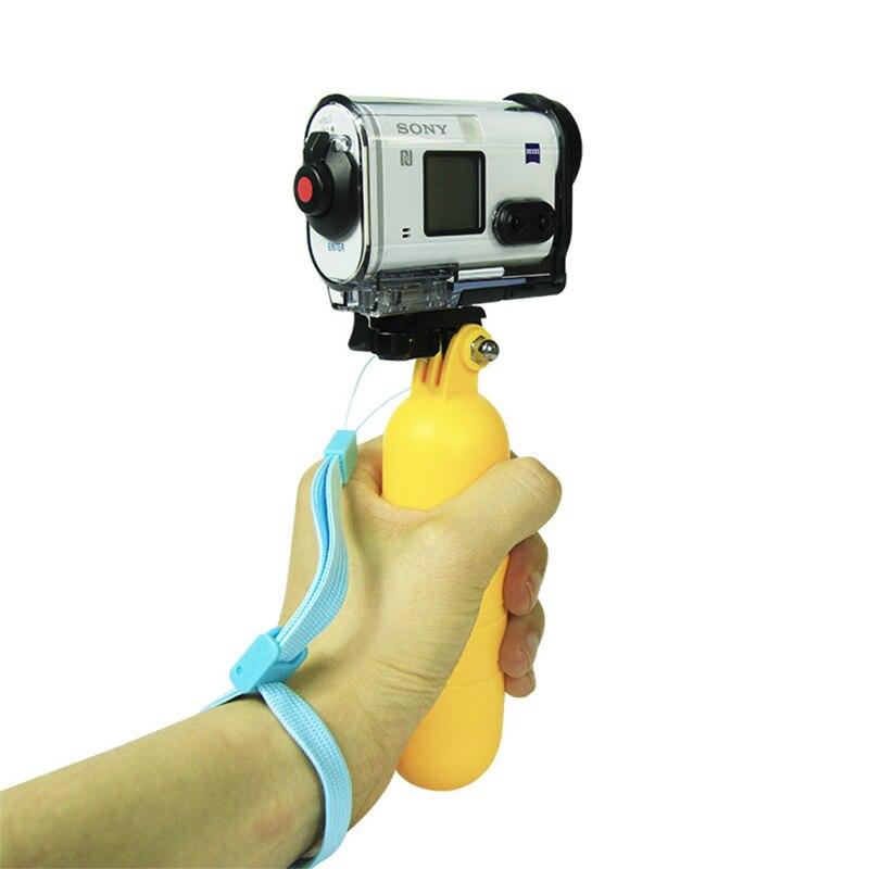 Плавучий плавающий ручной ремень для Xiaomi YI 4K Sony HDR X3000 X1000 AS300 AS200 AS100 AS20 AS15 AS100V AS30V AZ1 камера