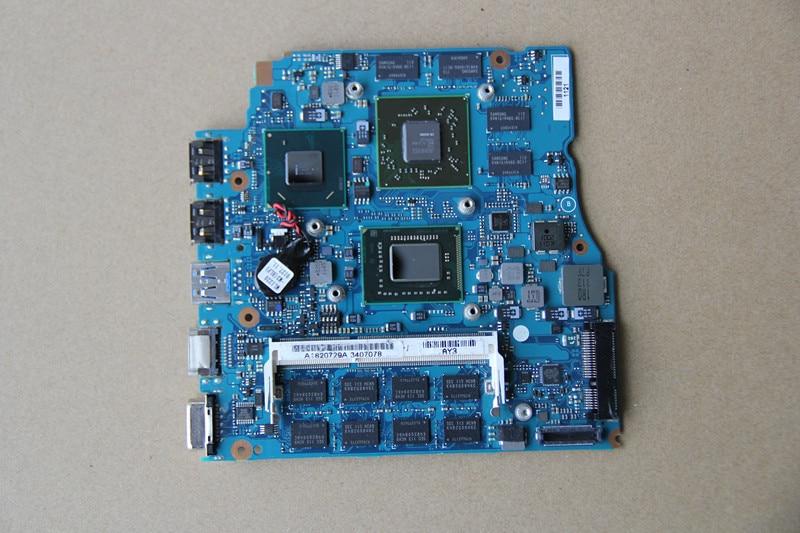A1820729A для SONY MBX-237 материнская плата для ноутбука 1P-0114J00-A011 с I5-2410M CPU и 216-0810005 GPU на борту HM67 полностью протестирована