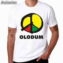 S-XXXL 남자 여자 인쇄 레트로 Antiwar 마이클 잭슨 MJ OLODUM T-셔츠 반팔 o-넥 여름 T 셔츠 남여 Tshirt