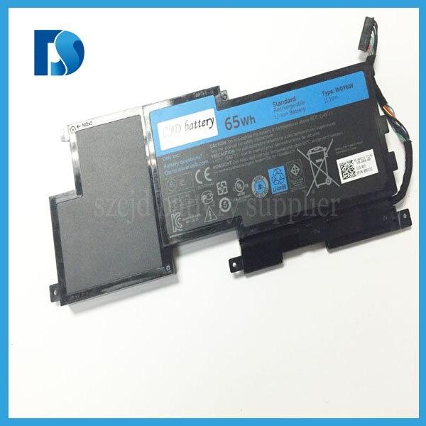 BK-DBEST 11.1 V W0Y6W 65WH bateria para Dell XPS 15-L521X