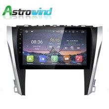 안드로이드 7.1 시스템 2g ram 10.1 인치 자동 라디오 자동차 dvd gps 네비게이션 네비게이터 오토 라디오 플레이어 도요타 캠리 2014 2015