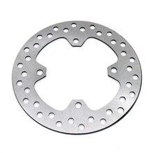 Disque Rotor de frein arrière pour Honda   125cc 250cc 400cc 600cc CBR 125 R XR 250 400 600 TRX400X Kawasaki KFX 400 2003-2013