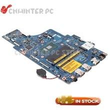 NOKOTION para Dell Inspiron 15 5567 portátil placa base I7-7500U CPU DDR4 BAL21 LA-D802P CN-081YW5 081YW5 Tablero Principal