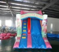 hot sale small slide inflatable slide for kids