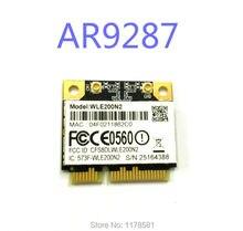WLE200N2/802.11 n/b/g 2x2 MIMO/demi-taille pci-express MiniCard AR9287 16dBm haute puissance