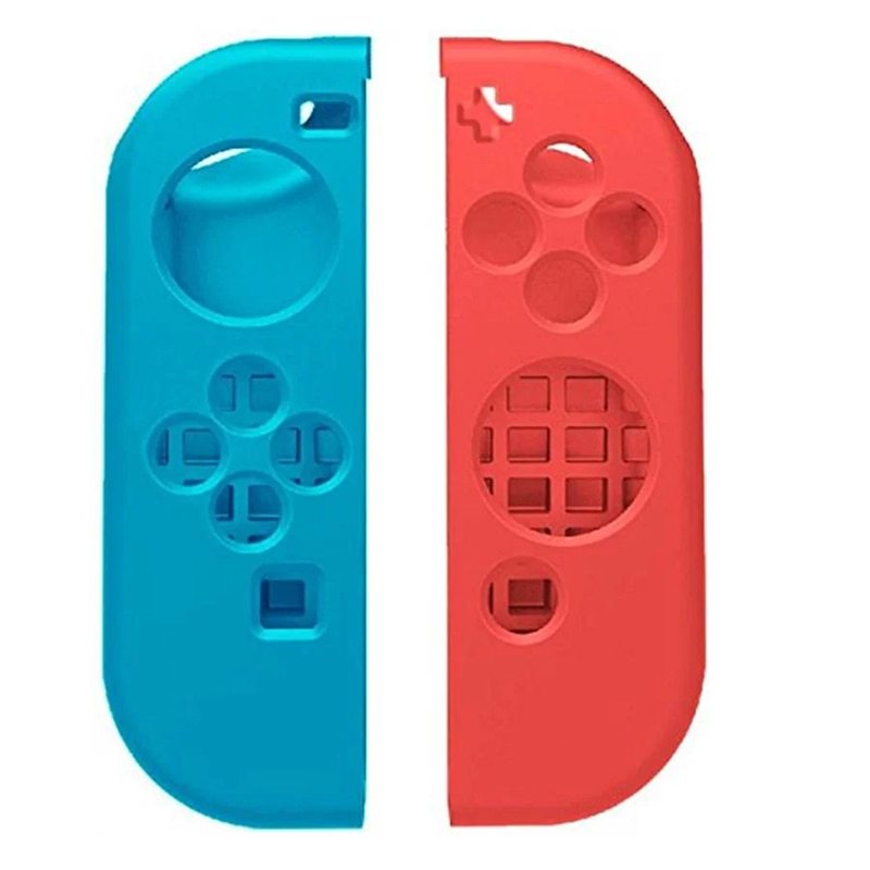 50 pares de fundas protectoras de silicona RNX para Nintendo Switch Controller, funda protectora de goma para Nintendo Switch NX GamePad NS