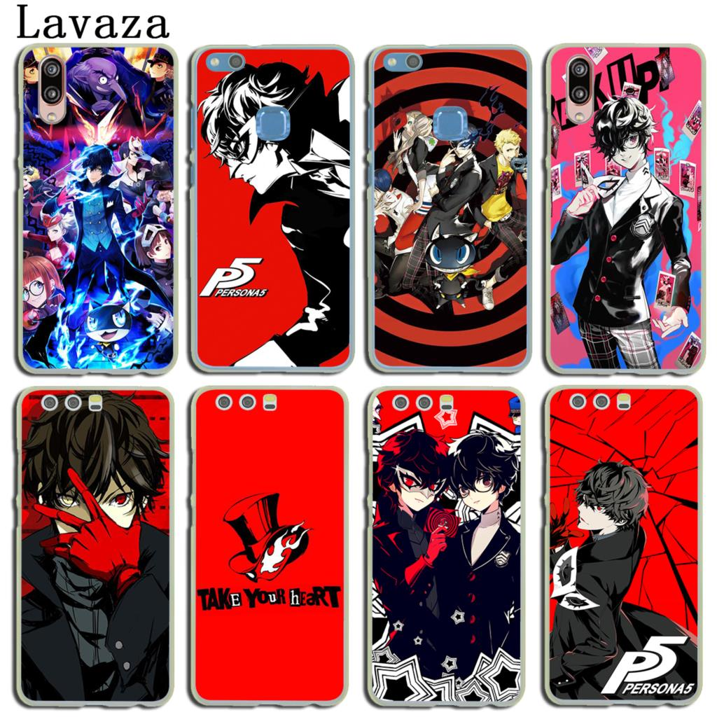Lavaza Persona 5 p5 Telefon Abdeckung Fall für Huawei P30 P20 P9 P10 Plus P8 Mate 20 Pro Lite Mini 2016 2017 P smart 2019 Abdeckung