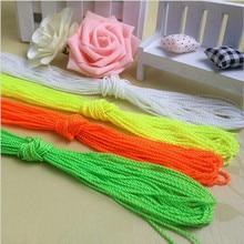 100Pcs/pack yoyo String Accessories Gyro Polyester Nylon Rope YOYO Rope Professional YO YO Accessories yoyo Line