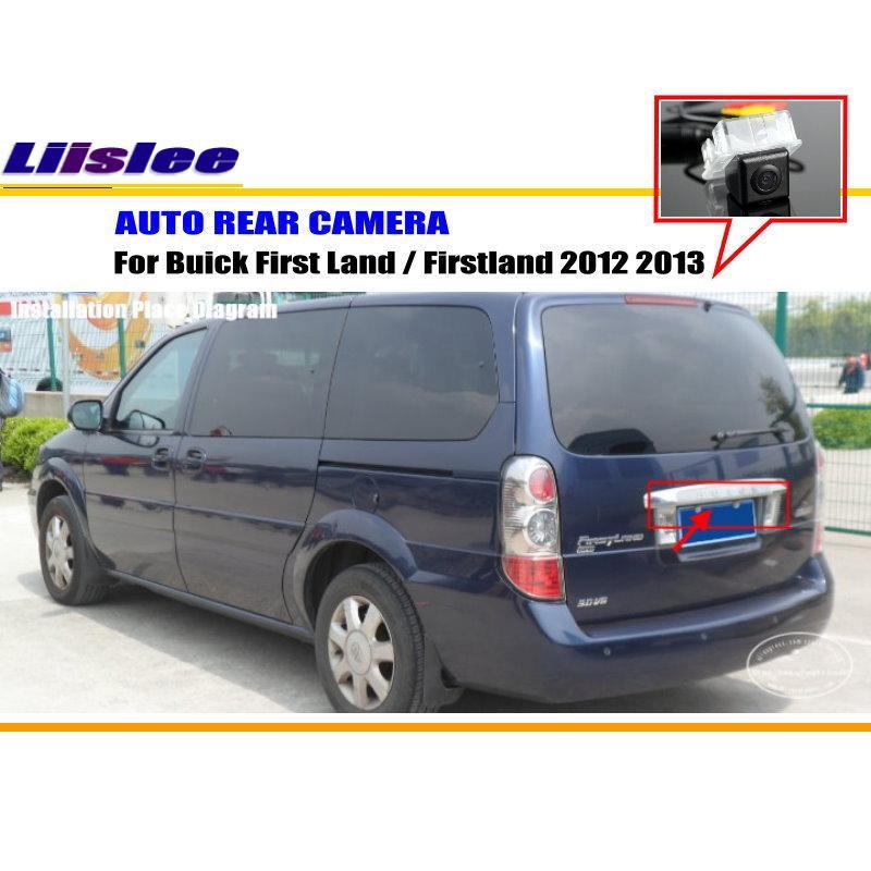 Автомобильная камера заднего вида для Buick First Land / Firstland 2012 2013 парковочная резервная камера обратное отверстие OEM аксессуары для автомобиля CAM