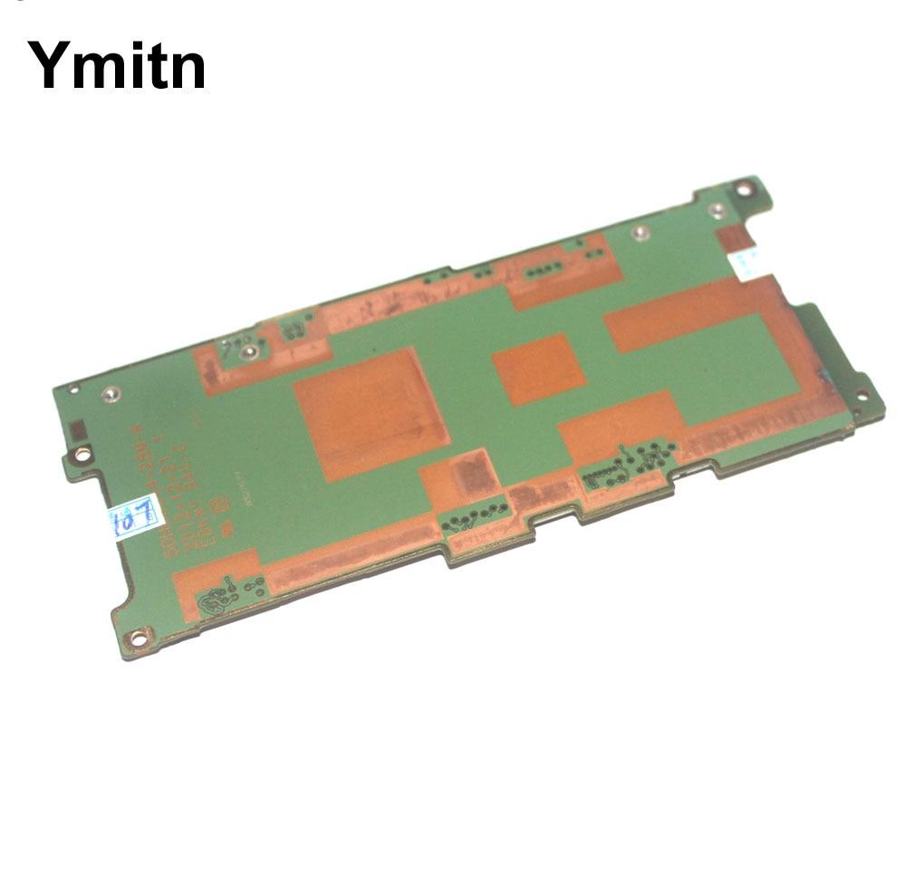Разблокированный корпус Ymitn, материнская плата для мобильных электронных панелей, кабель для материнской платы HTC one m7 801e 801c 802t 802w 802d
