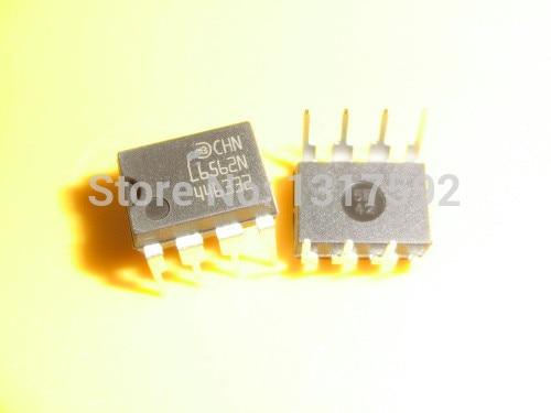 Free Shipping 10PCS L6562N DIP8 L6562