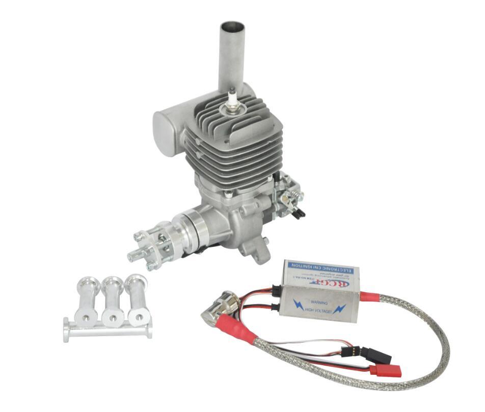 RCGF 56CC Petrol / Gasoline Engine with Walbro Carburetor for RC Model Airplane