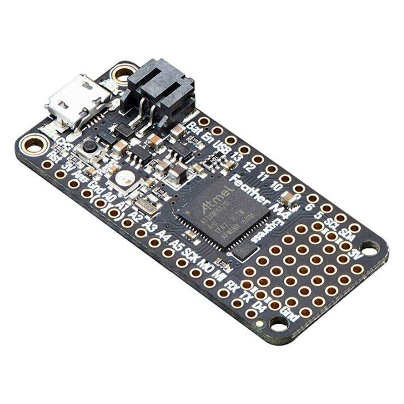 Развивающая плата ARM Feather M4 Express ATSAMD51 ATSAMD51 Cortex M4