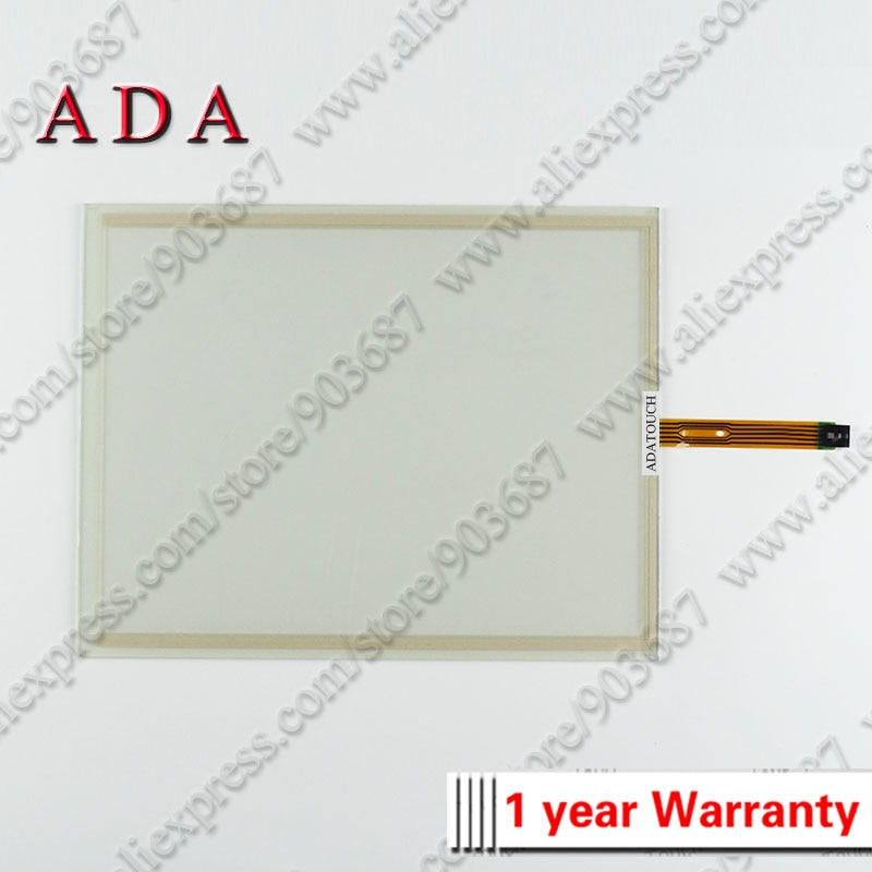 Промышленный сенсорный экран стекло для 6AV7802 0BB21 2AC0 панель ПК 677 15 &quotсенсорный 3 мм