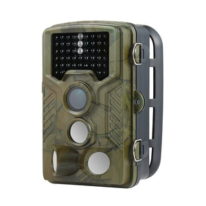 """8.0MP Waterproof/ Weatherproof CCTV Security Trail Camera Day & Nigh PIR Motion Detection Wildlife Hunting Cam with 2.4"""" LCD"""