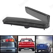 ANGRONG 2x LED Rear Bumper Reflector Light For Mitsubishi Lancer Evolution Evo X CZ4A ASX RVR