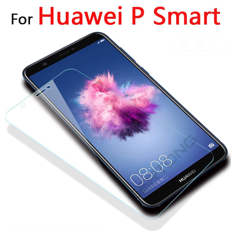 GerTong Защитная пленка для экрана Huawei P Smart закаленное стекло для Huawei Enjoy 7S Защитная пленка для Huawei P Smart FIG-LX1 L21