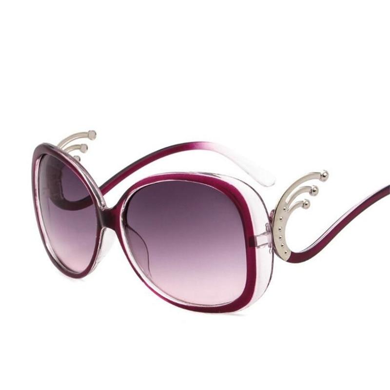 ZXTREE Brand Designer Cat Eye Sunglasses Women Mirror Fashion Angel wings Sunglass Female Eyewear Dr