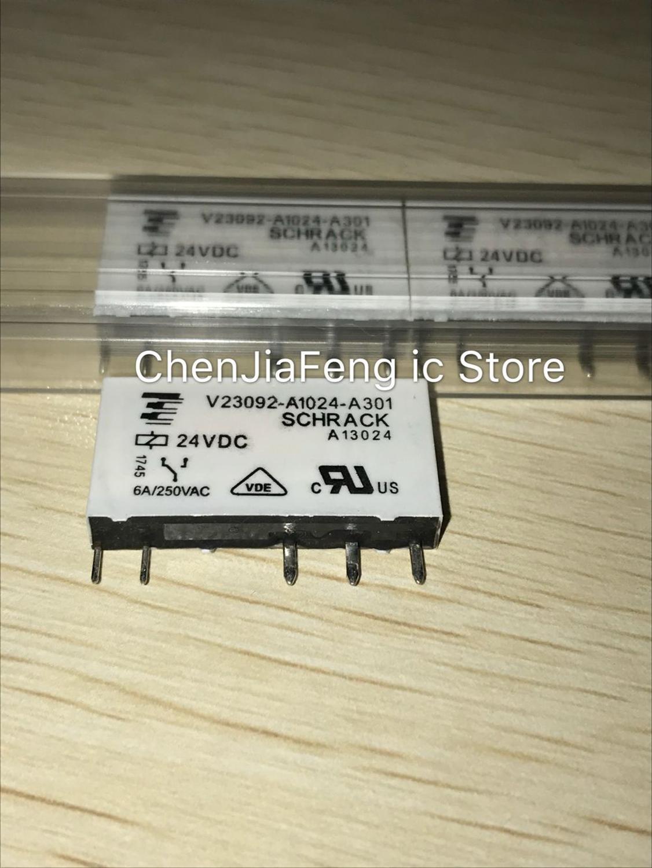 5PCS~10PCS/LOTNew original  V23092-A1024-A301  DIP  electric relay