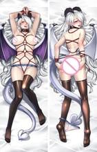 Zadanie MMF Monmusu! Paradoks RPG Chuushou Tionishia i Dullahan lala i Ilias poszewka na poduszkę Monster Musume poszewka na poduszkę Dakimakura