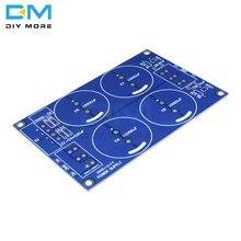 4*10000uF quatre 10000uF 50V redresseur filtre carte dalimentation pour LM3886TF TDA7293 PCB Module LM3886 amplificateur