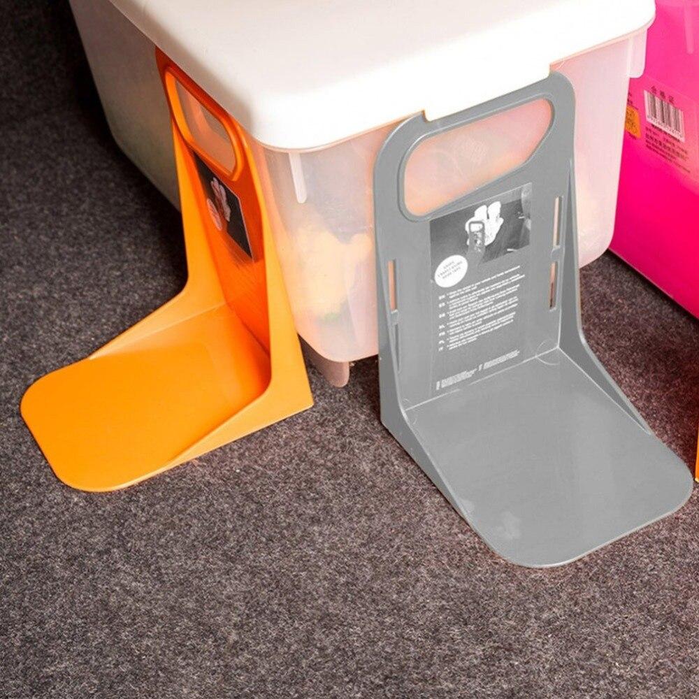 Soporte de equipaje soporte fijo maletero de coche multifuncional a prueba de golpes estante fijo organizador valla titular caja almacenamiento unidades estante herramientas