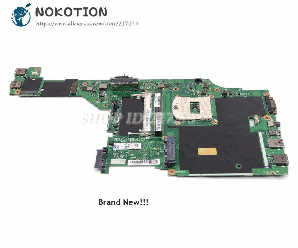 NOKOTION новая материнская плата для ноутбука Lenovo thinkpad T440P PGA947 UMA DDR3L 00HM977 00HM971 VILT2 NM-A131 основная плата