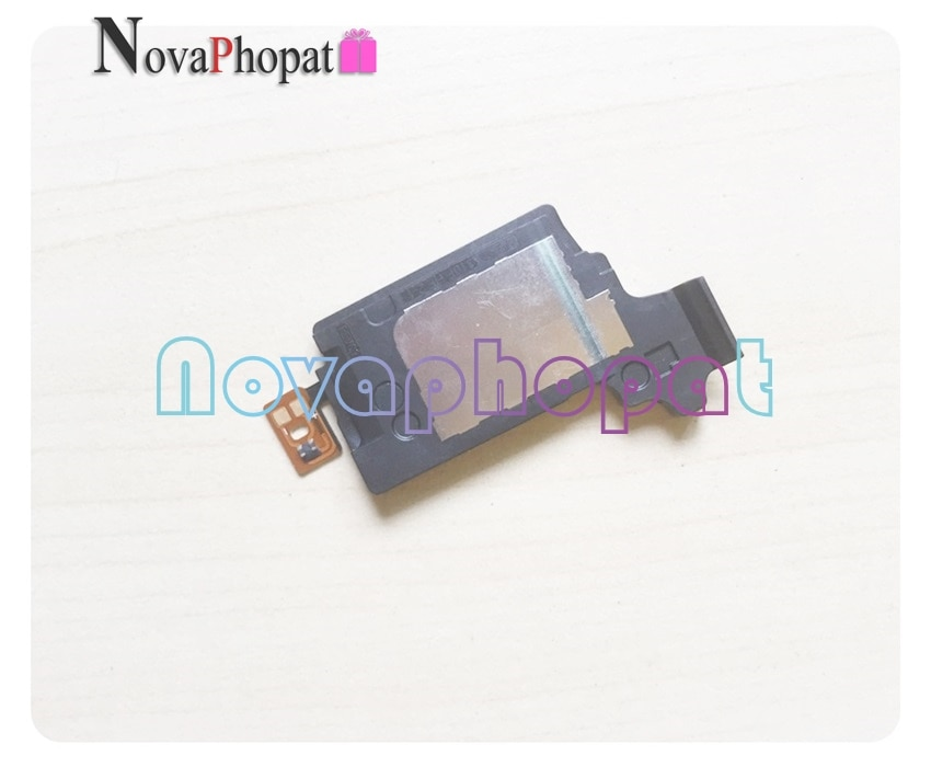 Novaphopat 100% Tested Loud speaker For Samsung Galaxy A3 A310f 2016 Buzzer Ringer Earpiece headphone +track