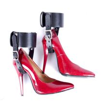 Фиксатор для ног, секс-игрушка с ремешком на щиколотке для обуви на высоком каблуке, ремешки для БДСМ, женские секс-качели