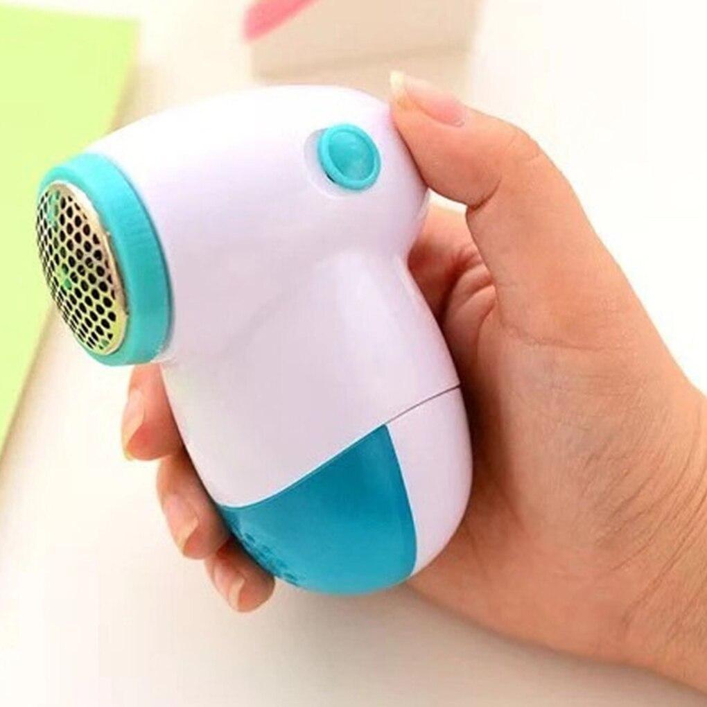 Mini Afeitadora eléctrica, removedor de pelusas, píldora de pelusa portátil, cortinas o ropa de tela polar