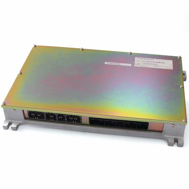 ¡Rápido envío gratis! KobelcoSK-8 controlador de excavadora/placa de ordenador YN22E00193F3 para Kobelco 200-8 210-8 250-8 260-8 350-8
