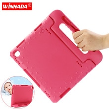 Детский чехол для Huawei M5 Lite, 10,1 дюйма, для планшета, ручной, EVA, полный корпус, чехол для HuaWei MediaPad M5 Lite 10 BAH2-L09 / W09 / W19