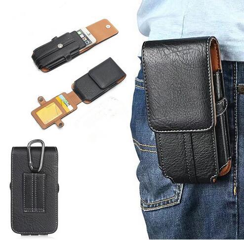 Saco Do Telefone cintura Clipe Coldre Caso Para Ulefone Armadura 2/NOMU S10 Pro/NOMU M6/Gato S61 AGM A8 Mini Saco Blackview BV8000 Pro Saco
