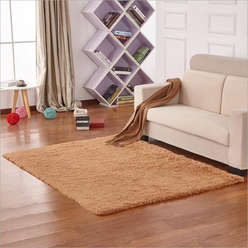 Alfombra lavable estable de 120*120 cm para sala de estar, Alfombra de dormitorio, Alfombra de cabecera, Alfombra de tapicería, alfombrilla de ordenador envío gratis