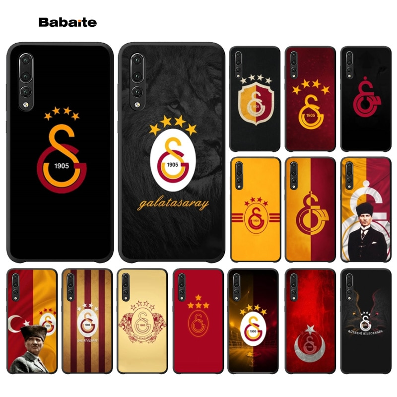 Babaite Turquía Galatasaray Coque funda del teléfono carcasa para Huawei NOVE3E P10 más Mate9 Mate10 Lite P20 Pro Honor10 View10