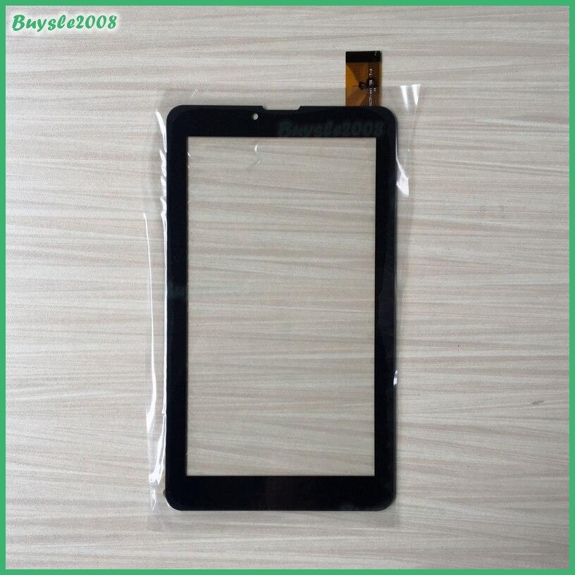 """Para hsctp-441 (706)-7-um Tablet Touch Screen Capacitiva de 7 """"polegadas PC Painel de Toque Digitador de Vidro MID Sensor de Frete Grátis"""