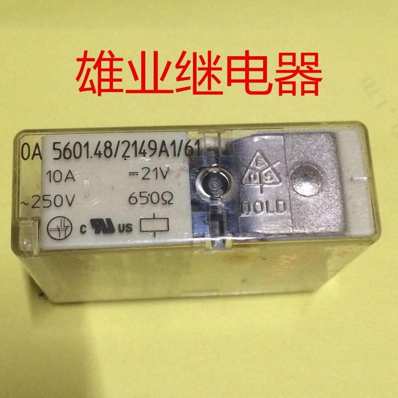 OA 5601.48/2149A1/61 10A 21 V التتابع