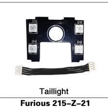 Original Walkera Furious 250 Spare Parts Furious 215-Z-21 Taillight for Furious 215 FPV Racing Drone