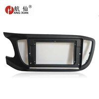 hangxian 2 din car radio fascia frame for roewe 360 2015 car dvd player panel dash kit installation frame car products