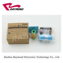 HiTi CS200e 카드 프린터 수지 K 1000 인쇄 리본, 원본 cs-200e 흑백 흑백 리본
