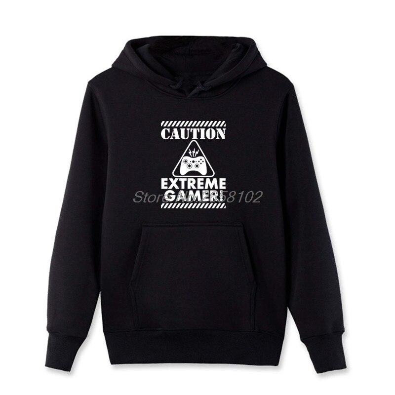 Funny Eat Sleep Play Gamer Print Hoodies Men Cotton Fleece sweatshirt Male Hip Hop Coat Tops Harajuku Streetwear Fitness