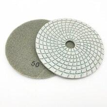 Tampon de polissage de résine de diamant humide de 5