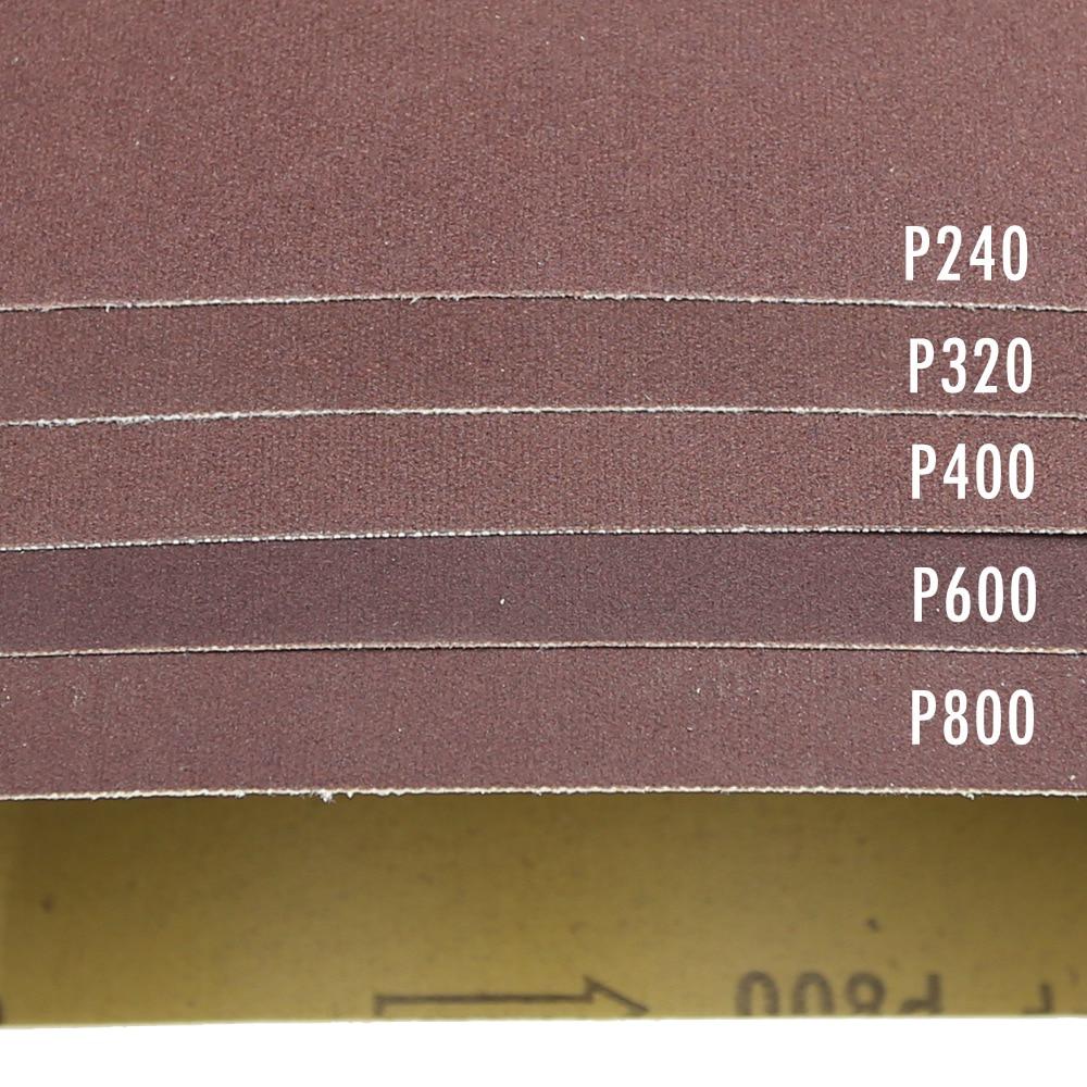 1 stuk 686 * 50 mm schuurband, schuurband voor hout en zacht metaal - Schurende gereedschappen - Foto 5
