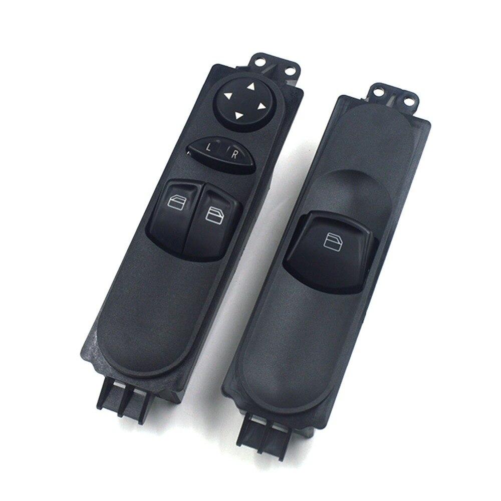 A906 545 de 1213 para benz Sprinter W906 VW Crafter interruptor de ventanilla eléctrica principal delantera izquierda A9065451213 WS532 9065451213 A9065450913